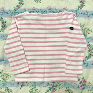 セントジェームス(SAINT JAMES)のborder tee(Tシャツ/カットソー)