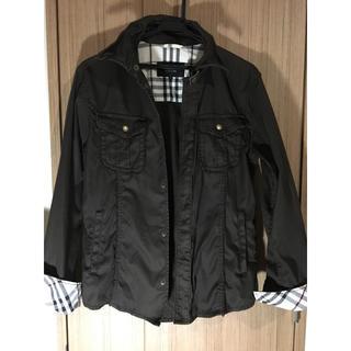 バーバリーブラックレーベル(BURBERRY BLACK LABEL)のジャケット(Gジャン/デニムジャケット)