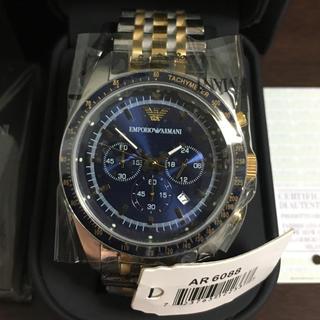 エンポリオアルマーニ(Emporio Armani)の新品未使用 エンポリオアルマーニ AR6088腕時計(腕時計(アナログ))