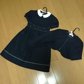 ファミリア(familiar)のfamiliar セットアップ130  ジャケット&ワンピース(ドレス/フォーマル)