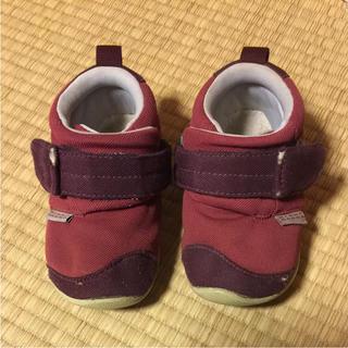ニンナナンナ(Ninna Nanna)のニンナナンナのベビー靴14.5㎝(スニーカー)