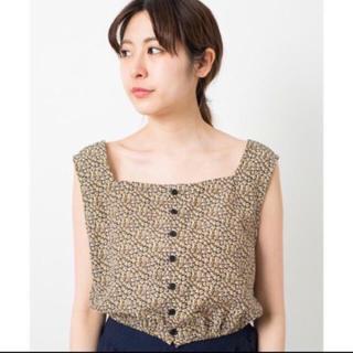 カスタネ(Kastane)のkastane ビスチェ(Tシャツ(半袖/袖なし))