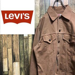 リーバイス(Levi's)の【激レア】リーバイスLevi's☆ダブルポケットデニムチノジャケット(Gジャン/デニムジャケット)