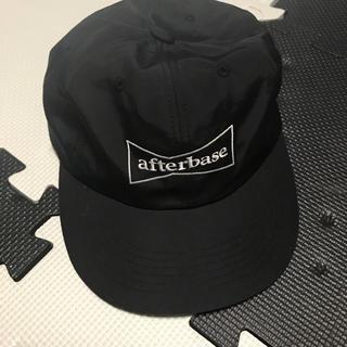 アフターベース(AFTERBASE)のキャップ wasted youth × afterbase 帽子(その他)