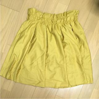 イマージュ(IMAGE)のimage  ひざ丈スカート(ひざ丈スカート)