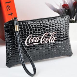 コカコーラ(コカ・コーラ)の【送料無料】おしゃれなコカコーラクラッチバッグ(クラッチバッグ)