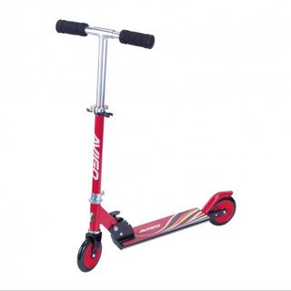 トイザラス(トイザらス)のAVIGO キックボード 完売品 レア(三輪車/乗り物)