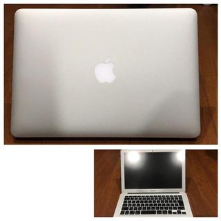 マック(Mac (Apple))のMacBook Air mid 2012 13インチ おまけ付き(ノートPC)