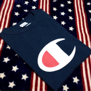 アングリッド(Ungrid)のungrid × champion(Tシャツ(半袖/袖なし))