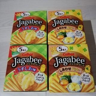 カルビー(カルビー)のじゃがビー Jagabee(菓子/デザート)