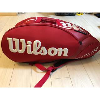 ウィルソン(wilson)のWILSON ラケットキャリー バッグ15本用(バッグ)