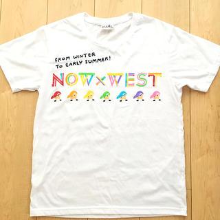 ジャニーズウエスト(ジャニーズWEST)のジャニーズWEST  Tシャツ(アイドルグッズ)