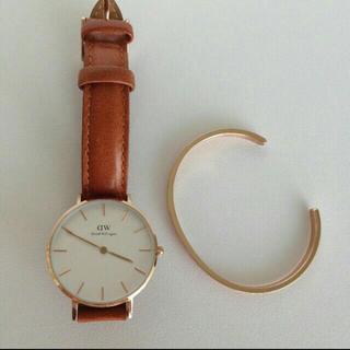 ダニエルウェリントン(Daniel Wellington)の美品 Daniel Wellington 時計 36mm(腕時計)