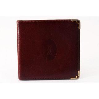 カルティエ(Cartier)の【今だけ】 カルティエ 札入れ カード入れ 二つ折り #1852C(財布)