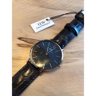 ダニエルウェリントン(Daniel Wellington)の[ダニエル・ウェリントン]腕時計 Classic Black Sheffield(腕時計)