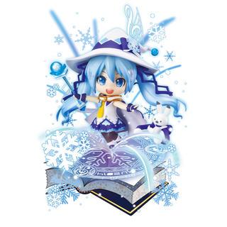 グッドスマイルカンパニー(GOOD SMILE COMPANY)のグッドスマイルカンパニーねんどろいど 雪ミク Magical Snow Ver.(ゲームキャラクター)