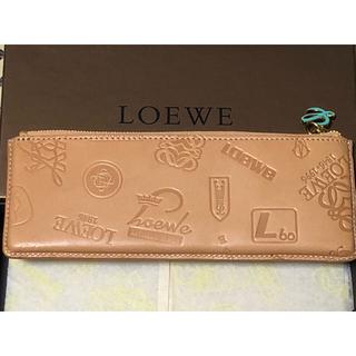 LOEWE - 《新品未使用》国内正規品●レア●ロエベ ペンケース ポーチ ステーショナリー
