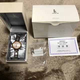 セイコー(SEIKO)のセイコー ルキア ssvw018(腕時計)