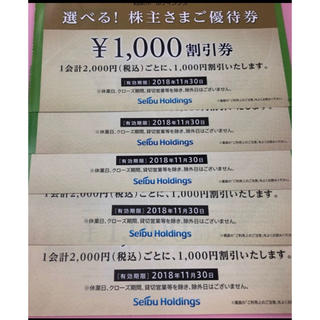 サイタマセイブライオンズ(埼玉西武ライオンズ)の西武株主優待券(その他)