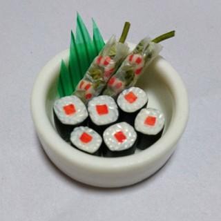 ミニチュア お寿司セット(ミニチュア)