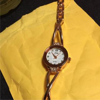 レディース 腕時計 新品未使用(腕時計)