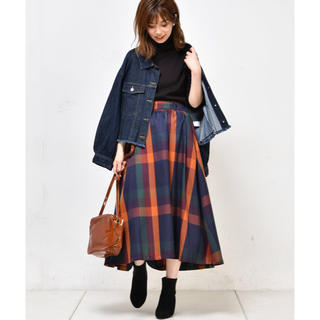ナチュラルクチュール(natural couture)のnatural courure スカート(ロングスカート)