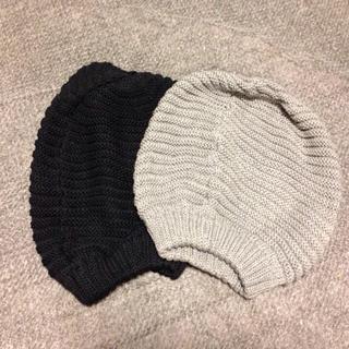 マウジー(moussy)のmoussy ニット帽set(ニット帽/ビーニー)