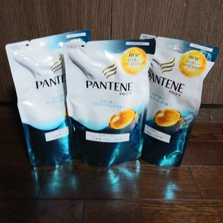 パンテーン(PANTENE)のパンテーン  コンディショナー つめかえ用 3個セット(コンディショナー/リンス)