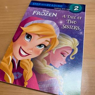 アナトユキノジョオウ(アナと雪の女王)の【USA購入】洋書絵本アナと雪の女王(絵本/児童書)