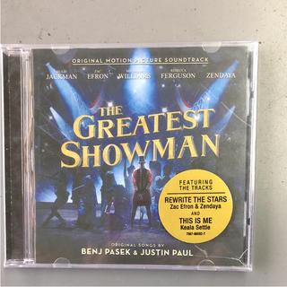 グレーテストショーマン cd(映画音楽)