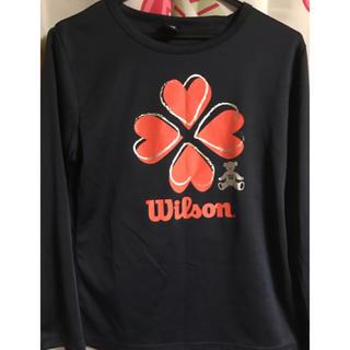 ウィルソン(wilson)のウィルソンベアロンT♡(ウェア)