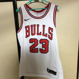 ナイキ(NIKE)のNike Bulls Jordan jersey(タンクトップ)