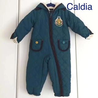 カルディア(CALDia)の【ほぼ未使用】Caldia ジャンプスーツ(ジャケット/コート)