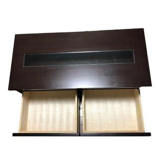 オオツカカグ(大塚家具)の大塚家具 テーブル 引き出し収納付(ダイニングテーブル)