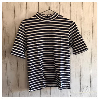 オーシバル(ORCIVAL)のorcival ハイネックTシャツ(Tシャツ(半袖/袖なし))