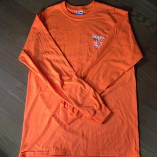 エックスガール(X-girl)のロングTシャツ(Tシャツ(長袖/七分))