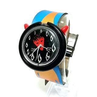 スウォッチ(swatch)の稼働品「SWATCH」HOT STUFF(腕時計(アナログ))