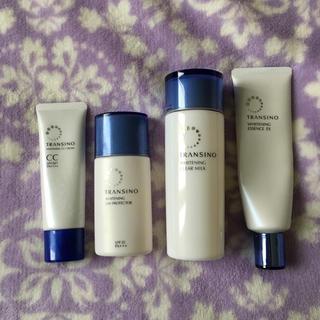 トランシーノ(TRANSINO)のトランシーノ化粧品セット(美容液)