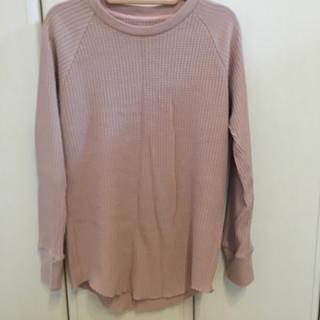 コーエン(coen)のワッフル ロングTシャツ(Tシャツ(長袖/七分))