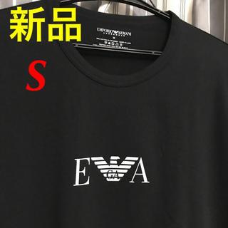 エンポリオアルマーニ(Emporio Armani)の◆ ラクマ限定 ◆ エンポリオアルマーニ ★ Tシャツ ★ ブラック ◆ S ◆(Tシャツ/カットソー(半袖/袖なし))