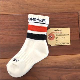 デニムダンガリー(DENIM DUNGAREE)のデニム&ダンガリー Sサイズ 靴下 ソックス(靴下/タイツ)