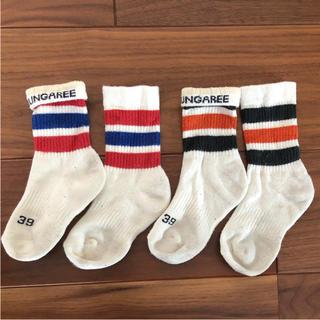 デニムダンガリー(DENIM DUNGAREE)のデニム&ダンガリー Sサイズ 靴下ソックス(靴下/タイツ)