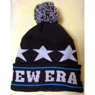 ニューエラー(NEW ERA)のニューエラ ユニセックス ニット帽(ニット帽/ビーニー)