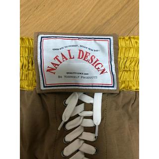 ネイタルデザイン(NATAL DESIGN)のネイタルデザインショートパンツ(ショートパンツ)