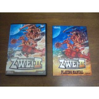 日本ファルコム「ツヴァイ2 DVD-ROM版」動作確認済み(PCゲームソフト)