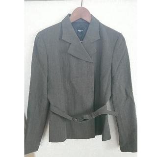 プードゥドゥ(POU DOU DOU)のレディーススーツ  サイズM  こげ茶色(スーツ)