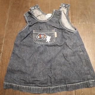 ホットビスケッツ(HOT BISCUITS)のホットビスケット ミキハウス ジャンパースカート(スカート)