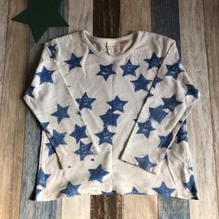 ザラ(ZARA)のZARA BabyBoy スターロンT☆(Tシャツ/カットソー)