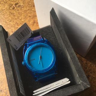 ニクソン(NIXON)のニクソン☆A119 腕時計 ブルー(腕時計)
