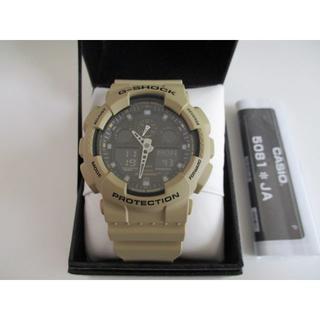 カシオ(CASIO)のカシオ G-SHOCK  GA-100L 5081 JA Gショック(腕時計(アナログ))